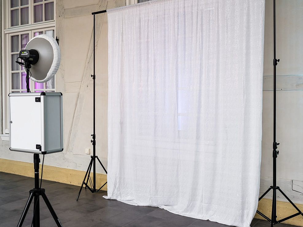 Weiss Hintergrund von Fotobox Fete - Thorsten Hennig Fotograf aus Paderborn
