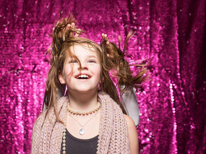 Deep Pink Hintergrund von Fotobox Fete - Thorsten Hennig Fotograf aus Paderborn