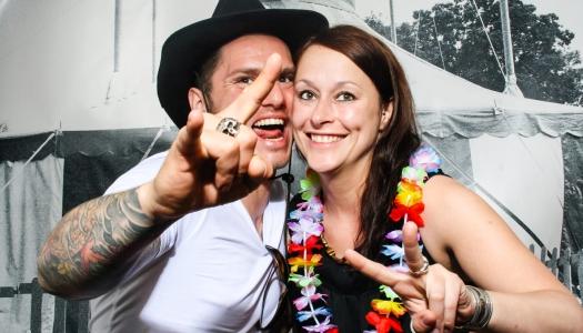 FotoBox Deluxe| Hochzeit Vero + Marc